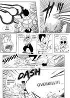 DBM U3 & U9: Una Tierra sin Goku : Capítulo 9 página 13