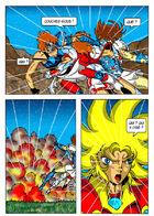 Saint Seiya Ultimate : Chapter 27 page 4