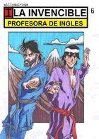 La invencible profesora : Capítulo 6 página 1