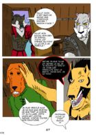 Chroniques de la guerre des Six : Chapitre 4 page 20
