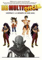 DBM U3 & U9: Una Tierra sin Goku : Capítulo 10 página 1