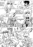Saint Seiya Arès Apocalypse : Chapter 2 page 8