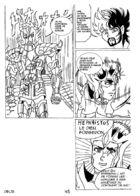 Saint Seiya Arès Apocalypse : Chapitre 2 page 11