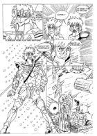 Saint Seiya Arès Apocalypse : Chapitre 2 page 18