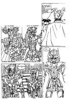 Saint Seiya Arès Apocalypse : Chapitre 2 page 20