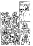 Saint Seiya Arès Apocalypse : Chapter 2 page 20