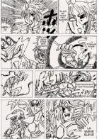 Saint Seiya Arès Apocalypse : Chapter 2 page 23