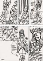 Saint Seiya Arès Apocalypse : Chapitre 2 page 24