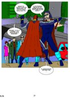 The supersoldier : Chapitre 3 page 22