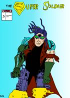 The supersoldier : Chapitre 3 page 1