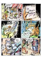 Yellow Fox : Chapitre 3 page 9