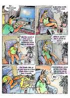 Yellow Fox : Chapitre 3 page 11