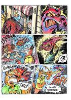Yellow Fox : Chapitre 3 page 15