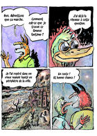 Yellow Fox : Chapitre 3 page 22
