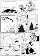 DBM U3 & U9: Una Tierra sin Goku : Capítulo 11 página 21