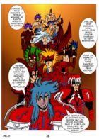 Saint Seiya Arès Apocalypse : Chapitre 3 page 17