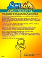 Saint Seiya Arès Apocalypse : Chapitre 3 page 20