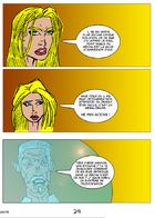 Sentinelles la quête du temps : チャプター 1 ページ 30