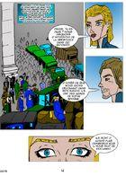 Sentinelles la quête du temps : チャプター 1 ページ 5