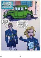 Sentinelles la quête du temps : チャプター 1 ページ 6