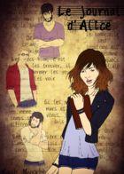 Le journal d'Alice : Chapitre 1 page 1