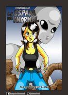 La Espada del Anormal : Capítulo 3 página 1