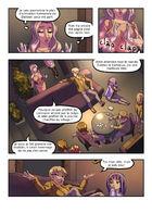 la Revanche du Blond Pervers : Chapitre 11 page 13