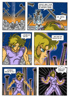 Saint Seiya Ultimate : Chapitre 28 page 18