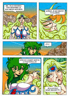 Saint Seiya Ultimate : Chapitre 29 page 17