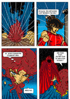 Saint Seiya Ultimate : Chapitre 31 page 17