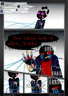 Undertale AU | His hope : Chapter 2 page 1