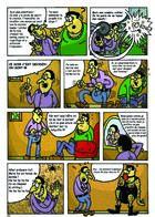 Les branquignoles: tome 1 : Chapitre 1 page 21