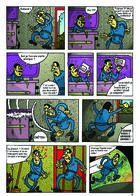 Les branquignoles: tome 1 : Chapitre 1 page 10