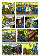 Les branquignoles: tome 3 : Chapitre 1 page 22