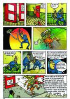 Les branquignoles: tome 3 : Chapitre 1 page 25