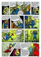 Les branquignoles: tome 3 : Chapitre 1 page 36