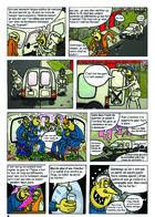 Les branquignoles: tome 3 : Chapitre 1 page 7