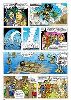 Les branquignoles: tome 4 : Chapitre 1 page 17