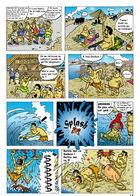Les branquignoles: tome 4 : Chapitre 1 page 18