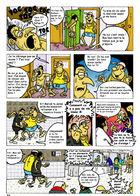 Les branquignoles: tome 4 : Chapitre 1 page 23