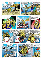 Les branquignoles: tome 4 : Chapitre 1 page 25