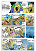 Les branquignoles: tome 4 : Chapitre 1 page 35