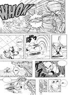 DBM U3 & U9: Una Tierra sin Goku : Глава 13 страница 25