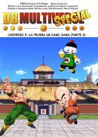 DBM U3 & U9: Una Tierra sin Goku : Capítulo 13 página 1