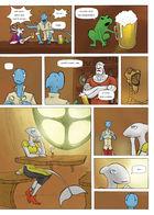 SHARK Clandestins de Solobore : チャプター 1 ページ 19