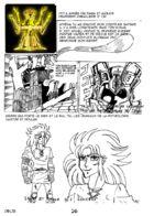 Saint Seiya Arès Apocalypse : Chapitre 5 page 2