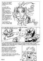 Saint Seiya Arès Apocalypse : Chapitre 5 page 3