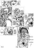 Saint Seiya Arès Apocalypse : Chapitre 5 page 11