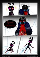 Undertale AU   His hope : Chapter 3 page 7