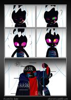 Undertale AU   His hope : Chapter 3 page 9